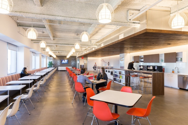 Macmillan Publishers offices by TPG Architecture, New York ...
