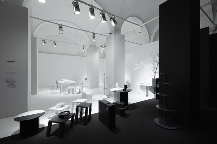187 Marsotto Edizioni Light Amp Shadow Installation By Nendo