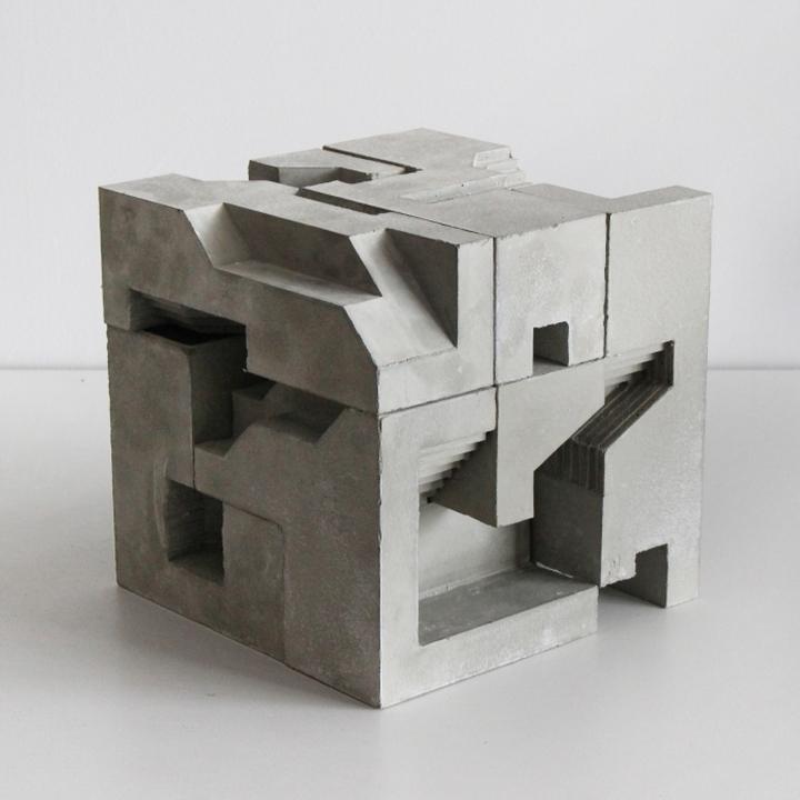187 Modular Sculptures By David Umemoto