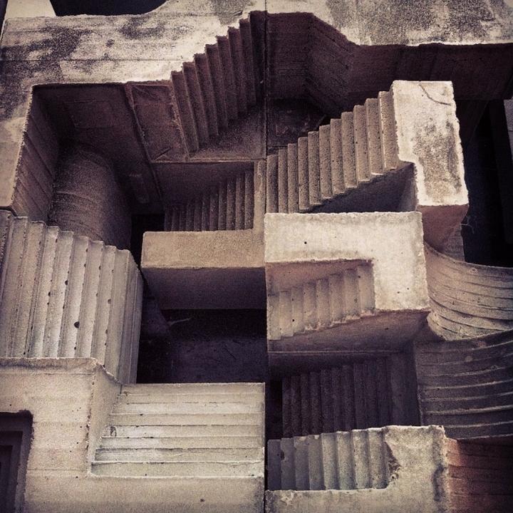 Modular sculptures by David Umemoto