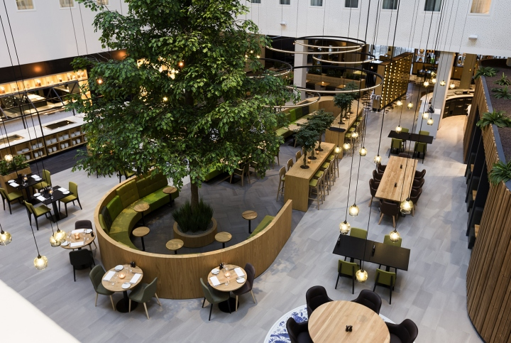 Novotel Amsterdam Schiphol Airport Hotel By Mulderblauw
