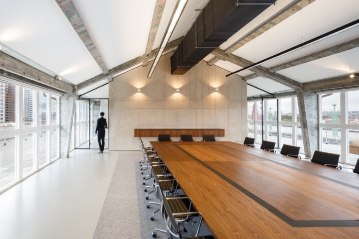 Oc C Strategy Consultants Office By Fokkema Partners Rotterdam Netherlands Retail Design Blog