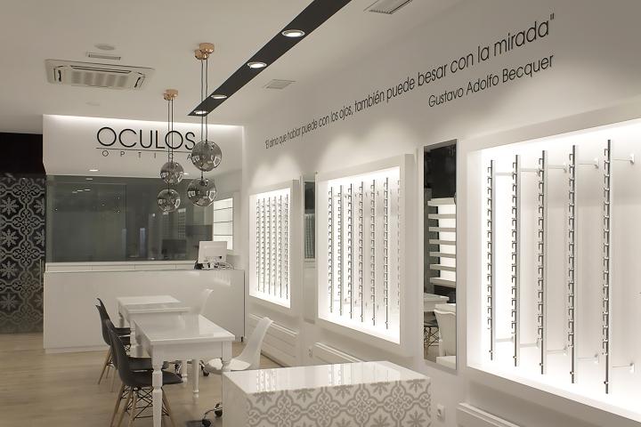 211 Culos 211 Ptica By La I Design Vigo Spain 187 Retail Design
