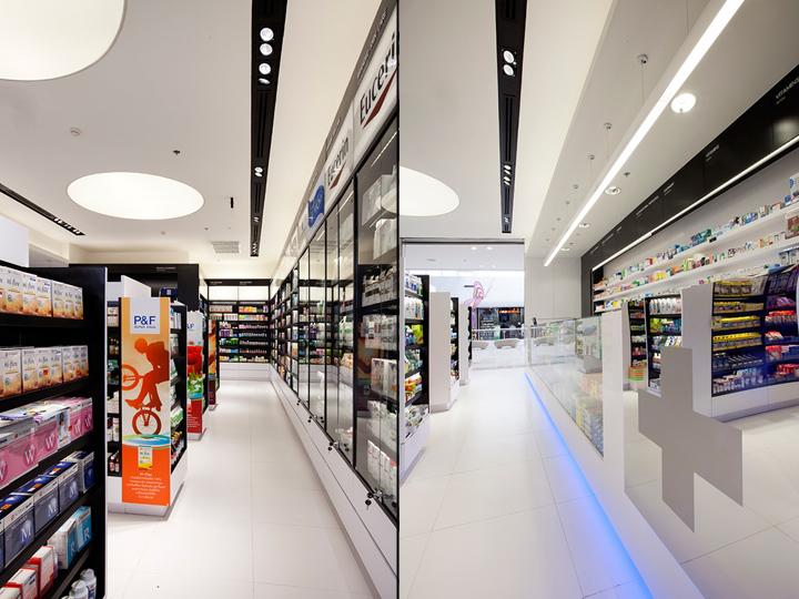 187 P Amp F Super Drug Store By Whitespace Bangkok Thailand