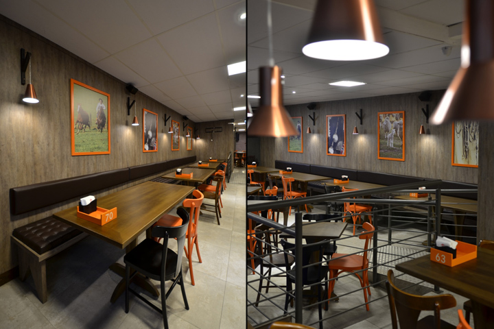Interior Design Fast Food Fast Food » Retail Design Blog