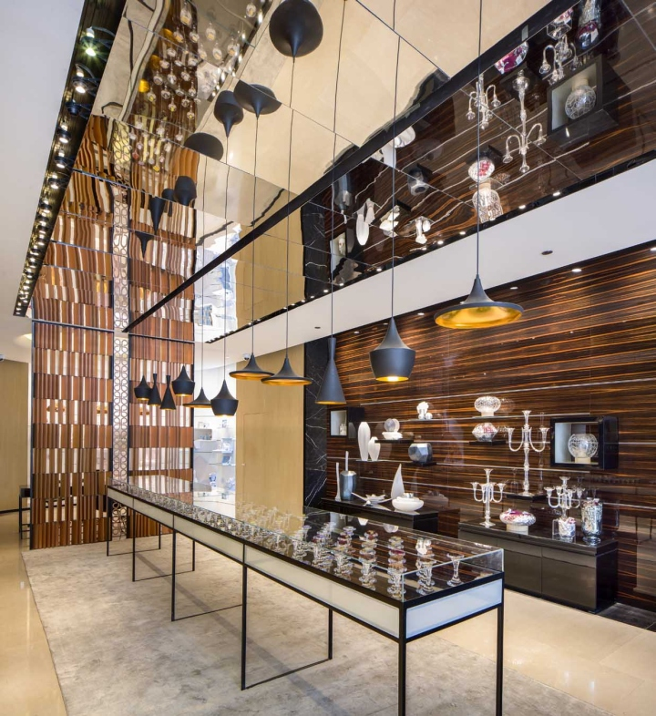 187 Patchi Chocolate Shop Nobu By Lautrefabrique Architects