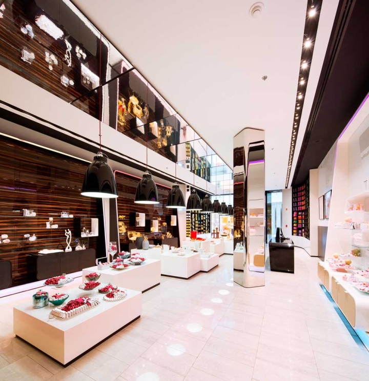 Patchi Chocolate Shop At Yas Mall By Lautrefabrique
