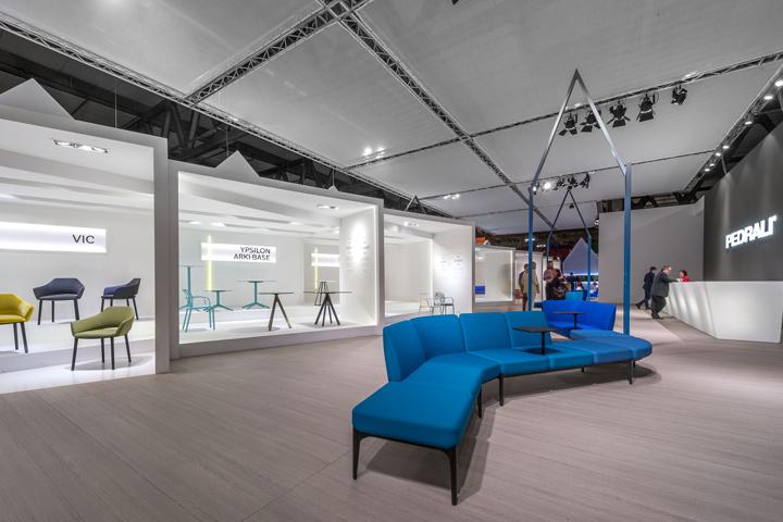 Pedrali Urban Life at Salone del Mobile 2016 by Migliore+Servetto Architects, Milan – Italy