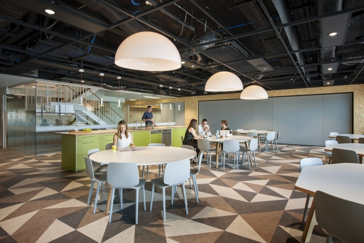 Woods Bagot Has Designed The New Offices Of Peoples Choice Credit Union In Adelaide Australia Collaborated With To Create A