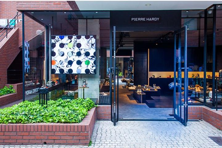 Pierre Hardy store, Tokyo – Japan