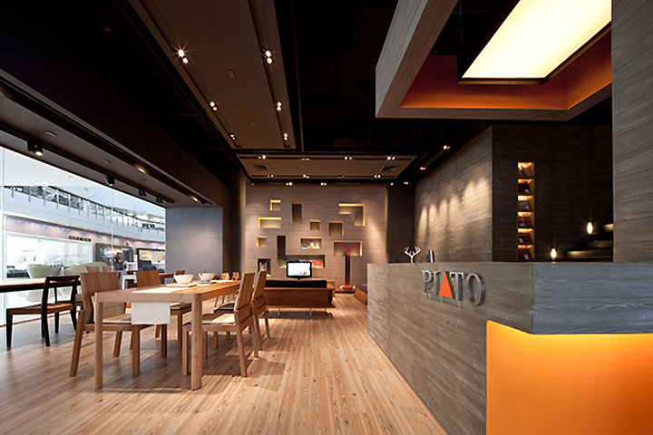 Plato Showroom By Whitespace Bangkok Thailand Retail