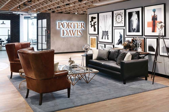 Porter davis offices by the bold collective melbourne australia retail design blog Design house furniture davis ca