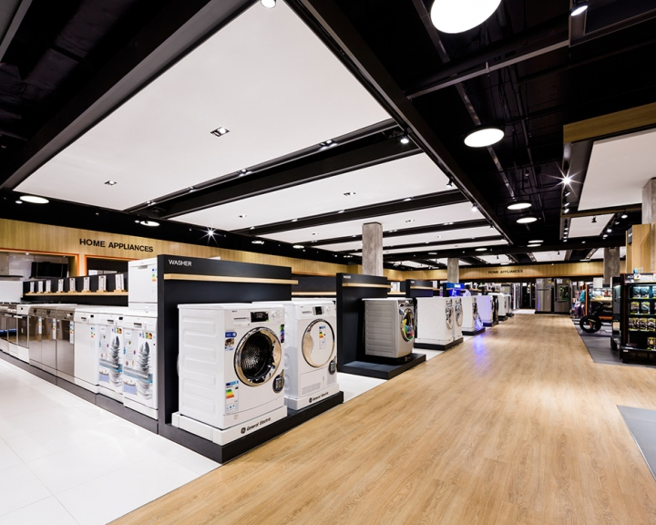 187 Power Buy Store By Whitespace Bangkok Thailand