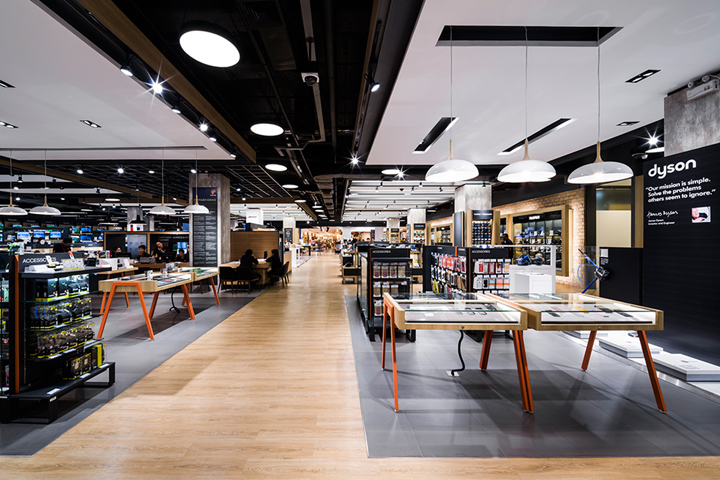 187 Power Buy Store By Whitespace Bangkok Thailand