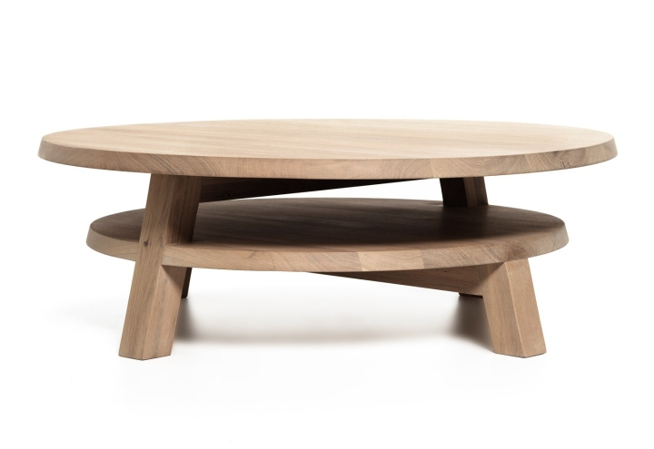 Rondo coffee table by gerard de hoop for odesi retail - Table ronde 100 cm ...