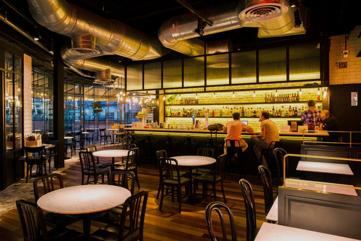 Roof bar and bistro by whitespace bangkok thailand
