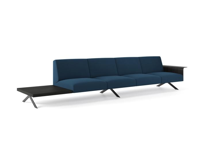 Sistema Modular Sofa System By Lievore
