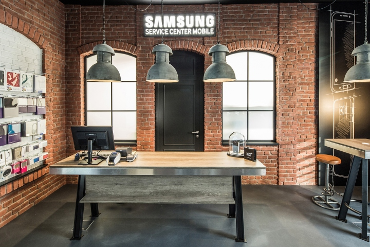 » Samsung Service Center by Augenblick, Zürich – Switzerland