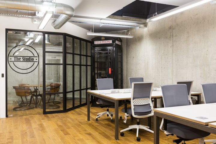 » Tagwright House Co working space by ThirdWay Interiors ...