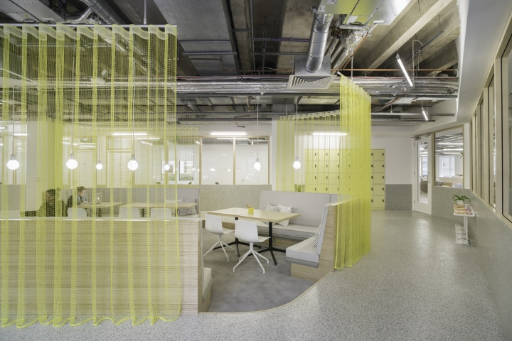 Shed, Interior Architects And Designers, Were Commissioned By The Office  Group (TOG) To Create A 4000 Square Metre Flexible Work Space In Islington,  London.