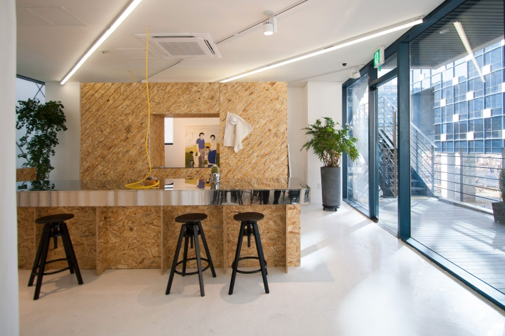 187 Unas Cafe By Nordic Bros Design Community Seoul Korea