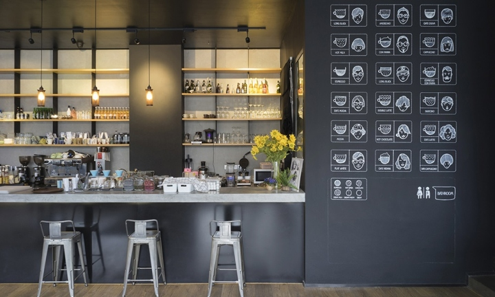 187 Underline Cafe By By Lycs Architecture Hangzhou China