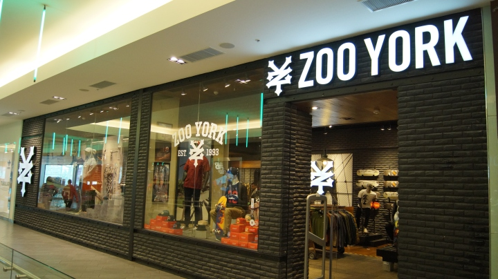 Zoo york store by dise o imagen santiago chile retail for Mobilia zoo