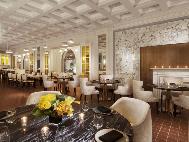 Dusit Hotel Restaurant Pasadena