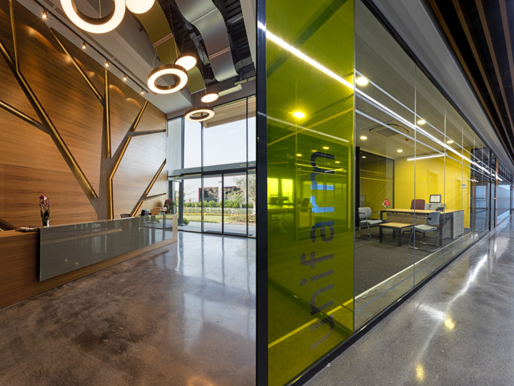 Retail design blog altintar office building by kst for Building design blog