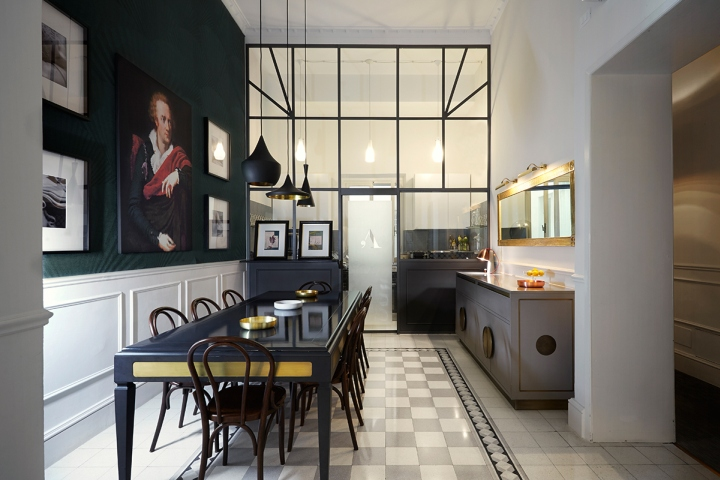 Alfieri nove hotel by zpstudio florence italy for Design hotel firenze