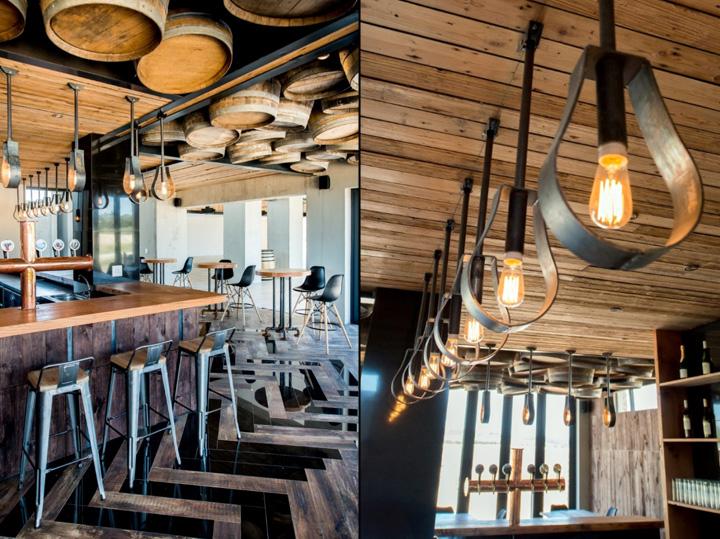 anura vineyards by inhouse brand architects stellenbosch south africa