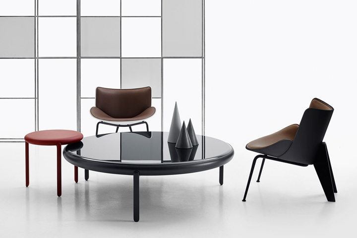 B b italia furniture by doshi levien naoto fukasawa for Bb itala
