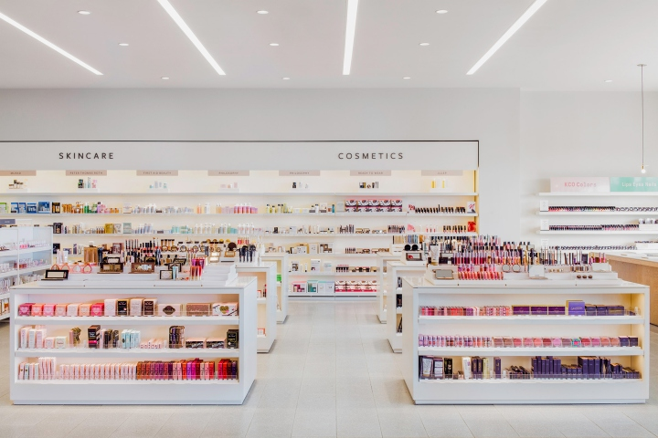 A Retail And Salon Concept Founded In The Mid 1990s Beauty Brands Has Been Reinvented As Contemporary Shop Spa Focused On Bringing