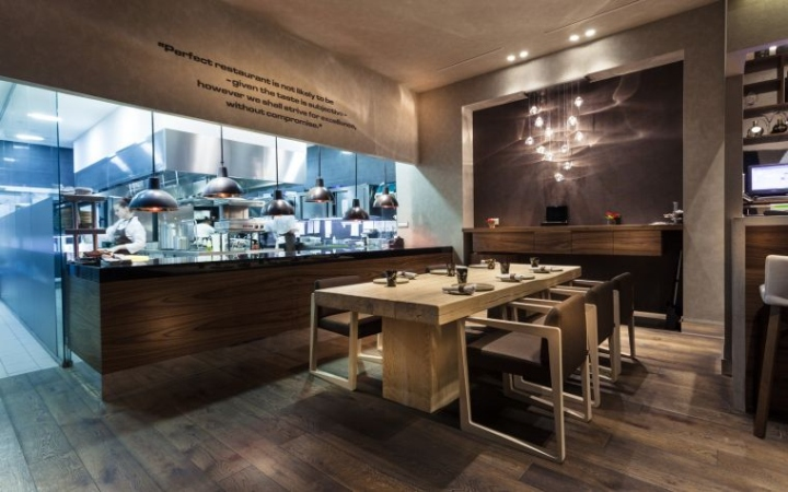 187 Costes Downtown Restaurant Budapest Hungary