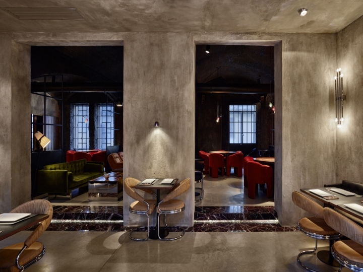 187 Dash Kitchen Restaurant By Fabio Fantolino Turin Italy