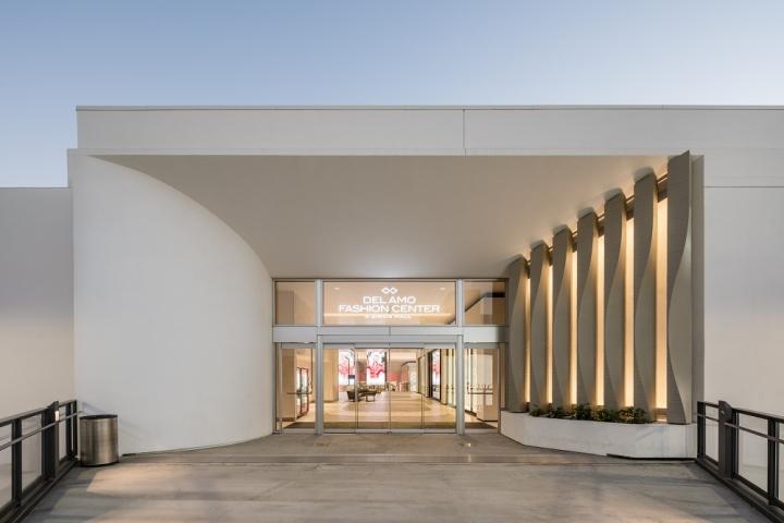 Del Amo Fashion Center By 5 Design Torrance California Retail Design Blog