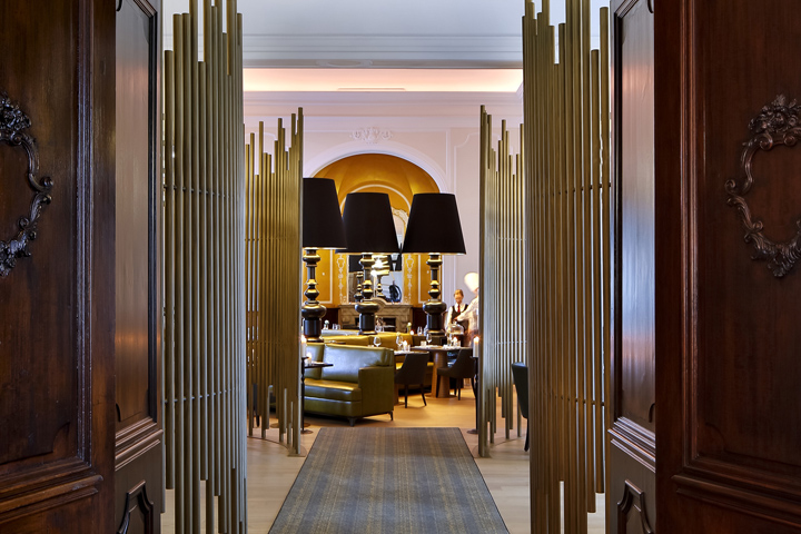 Fleesensee Schlosshotel By Kitzig Interior Design Architecture Group Germany
