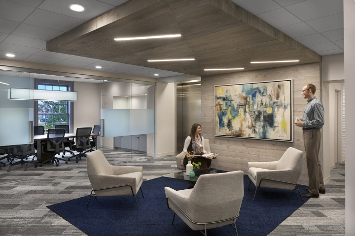 Greystar office by ls3p charleston south carolina for Real estate office decor