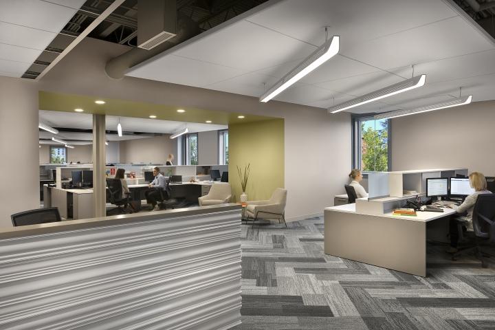 187 Greystar Office By Ls3p Charleston South Carolina