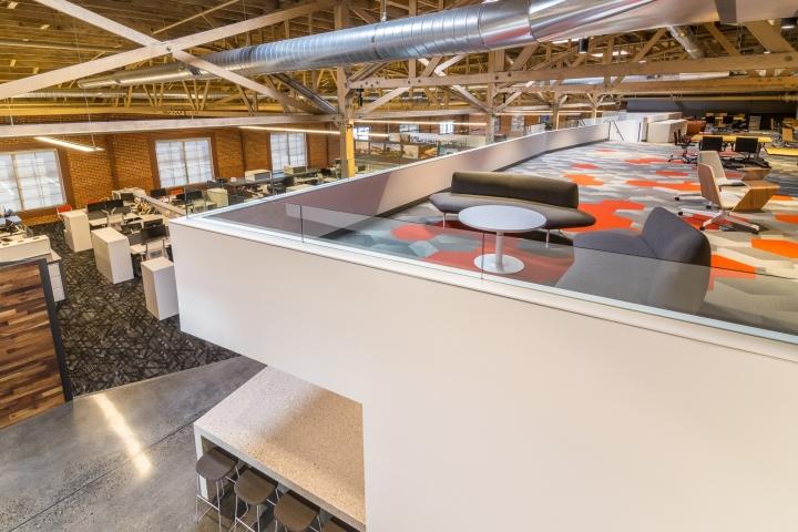 Hga office sacramento california retail design blog for Architecture firms sacramento