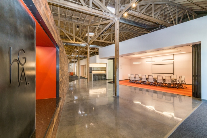 When The Sacramento Office Of National Design Firm, HGA Architects And  Engineers (HGA), Decided To Move From A Suburban Office Park To The Cityu0027s  Creative ...