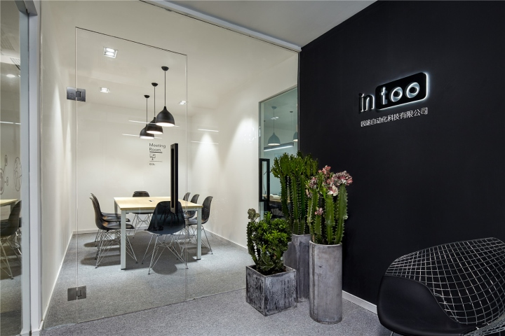 Intoo Office by Muxin Design Shanghai  China  Retail Design Blog