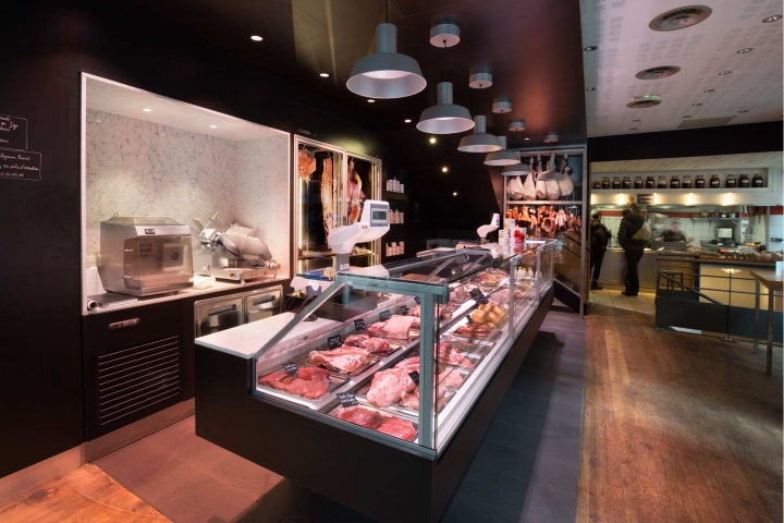 Butcher Lyon Restaurant Menu