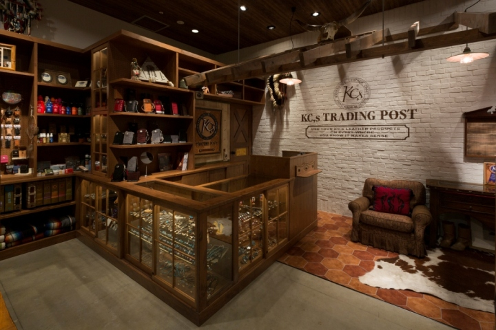 KC,s TRADING POST by space co , Osaka – Japan