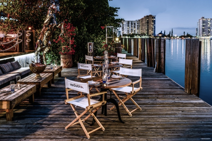187 Lique Restaurant By Yodezeen Sunny Isles Beach Florida