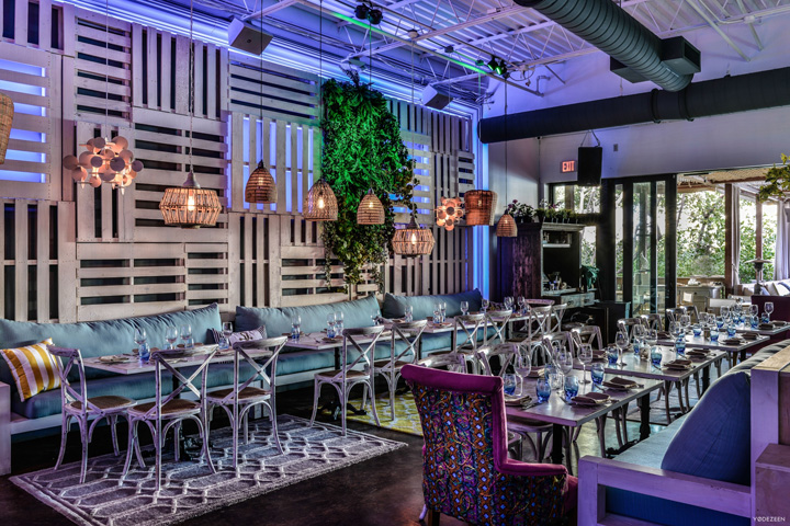 187 Lique Restaurant By Yodezeen Sunny Isles Beach Florida
