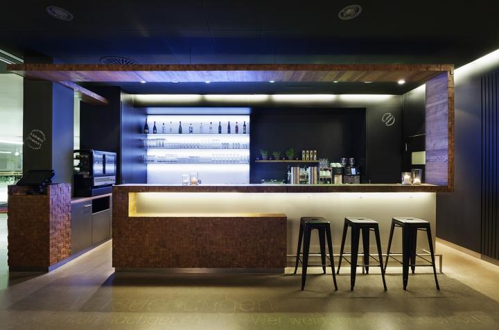 Ludwig Tapas Bar By Konrad Knoblauch Markdorf Germany
