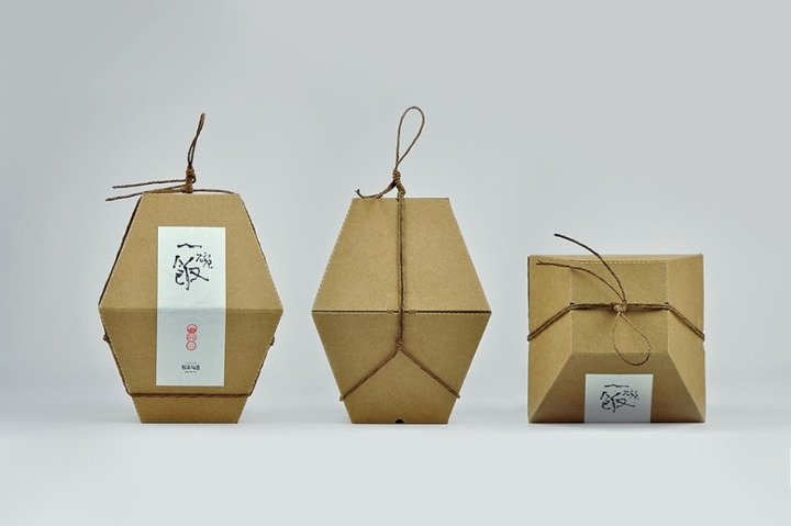 Lonshare Rice Packaging By Shanghai Version Design
