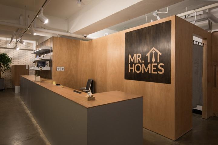 187 Mr Homes Real Estate Agency Office By Intu Ne Seoul