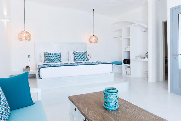 Maregio suites by fotinos boutique hotel by smart for Design hotel greece